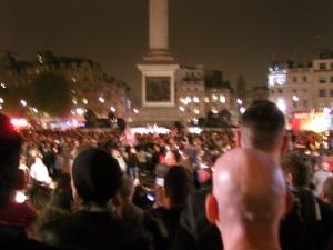 London Vigil Against Hate Crime 2009