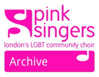 The Pink Singers archive