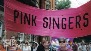 The Pink Singers at Pride 1997