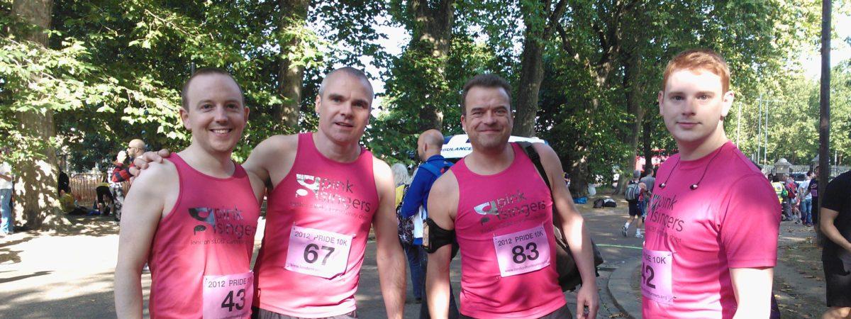 Pride Run 2012