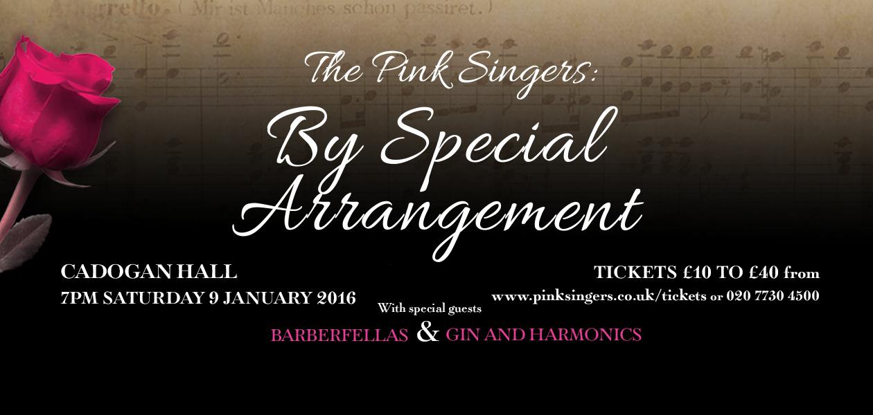 By Special Arrangement website banner