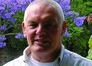 Head and shoulders photo of Ian Baynham