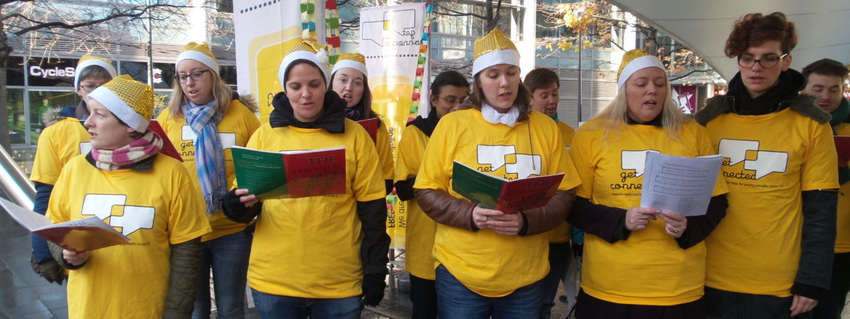 Choral Carolling for a Cause