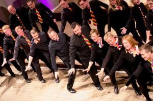 Iceland choir