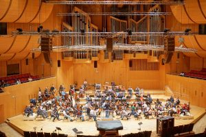 The Philharmonie Theatre in the Gasteig