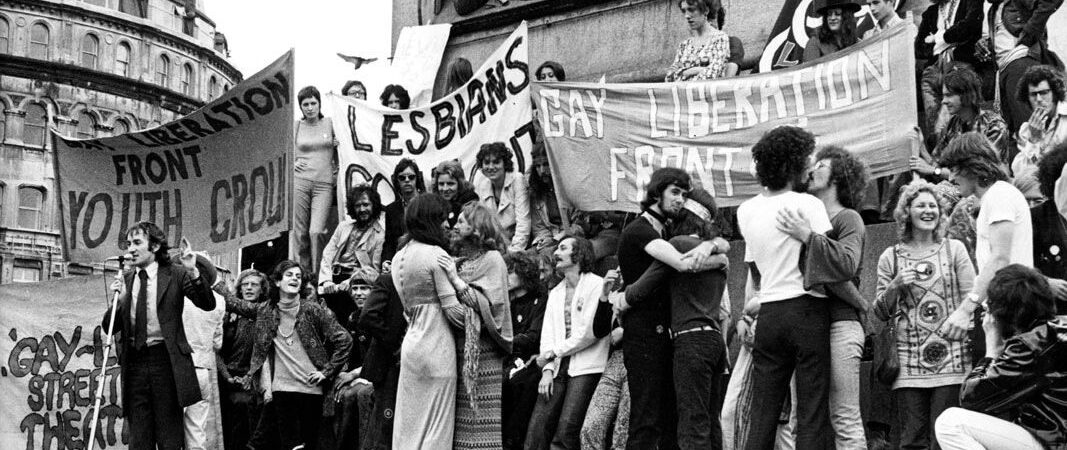 Pride celebrates the 50th anniversary of the Gay Liberation Front