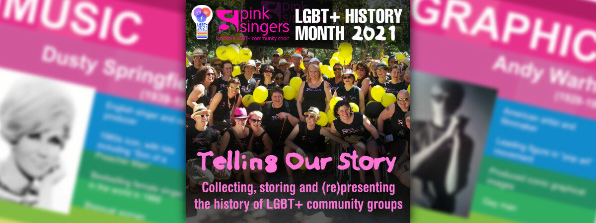 LGBT+ History Month – Capturing our stories