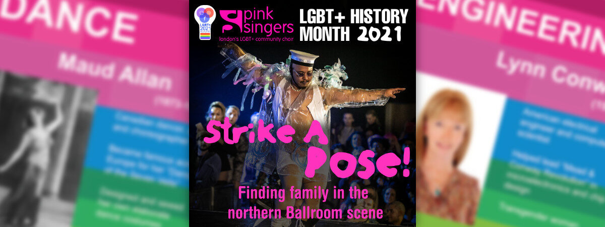 Strike a Pose: The Northern Ballroom Scene with Oskar