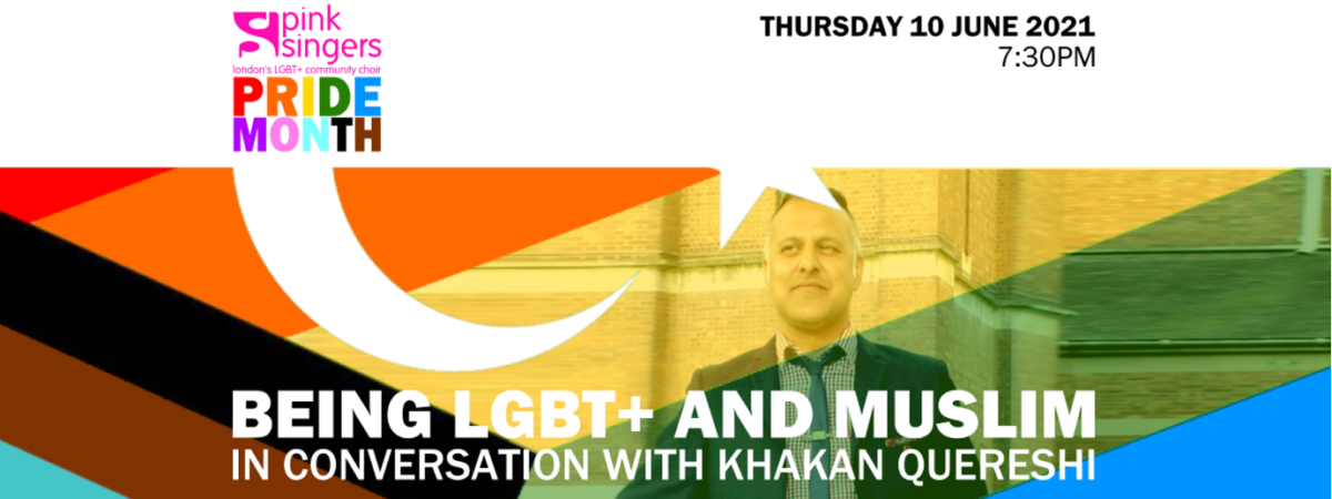 Being LGBT+ and Muslim – 10th June