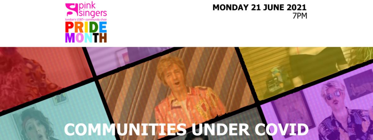 Communities Under Covid – 21st June