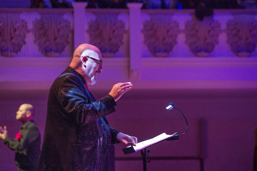 Musical Director, Murray Hipkin